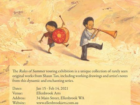 Shaun Tan, Rules of Summer