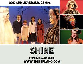Drama Summer Camp