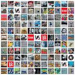 Voeux d'artistes Marseille 2014
