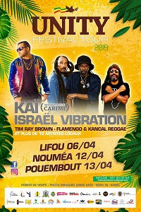 Israel Vibration New Caladonia April 201