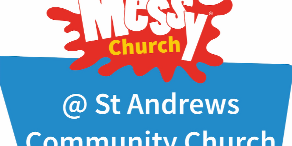 Messy Church Needs You!
