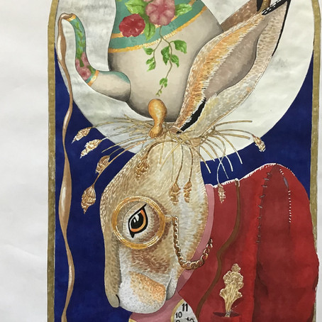 Finished the March Hare