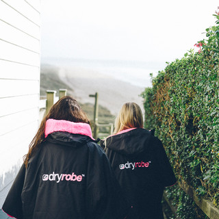 Volcom, dryrobe & Saunton Sands Influencer Activation