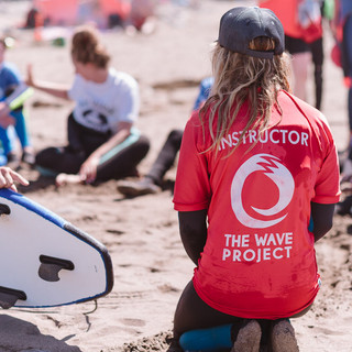 The Wave Project Social Campaign