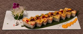 Spicy Salmon Oshizushi.jpg