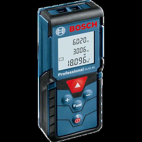 GLM40 Medidor de distancia laser GLM40, Mediciones hasta 40 mt.