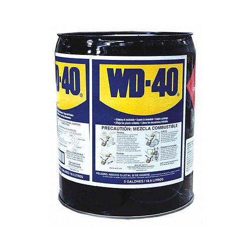 WD-40 5 GALON/18.9 LITROS