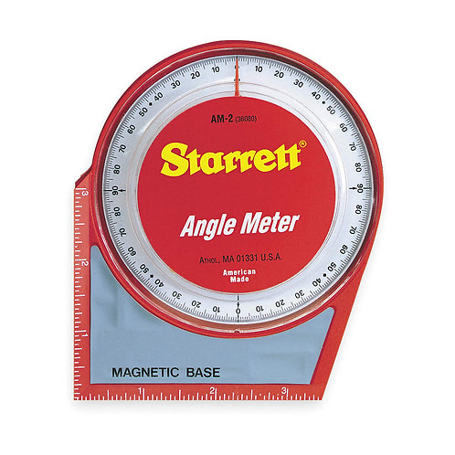 AM-2 Medidor de ángulo magnético de 0 a 90 grados