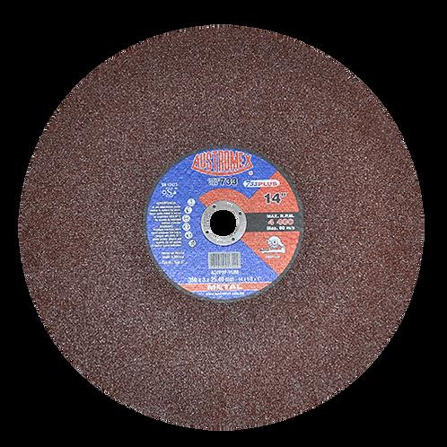 733 Disco corte de metal 14X1/8X1