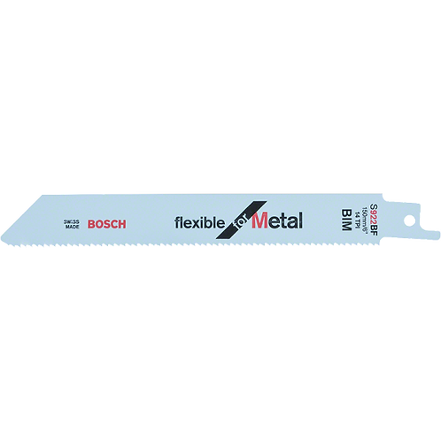 2608656037 SIERRA SABLE | S922BF | BIM | METAL | 150mm | 2pz.