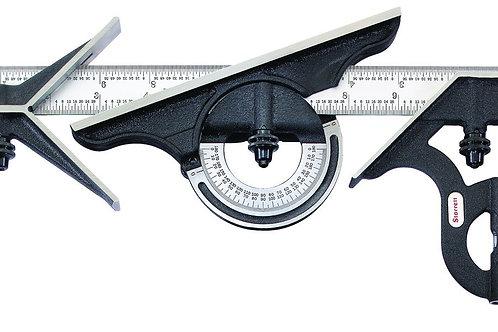 """435ME-600 Juego de combinaci�n de 600 mm y 23-1 / 2 """"con cabeza y hoja"""