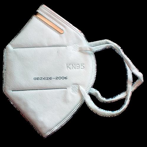 Mascarilla protectora de polipropileno KN95 Paquete 10 Piezas C�digo 295