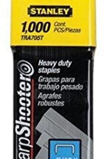 TRA705T Grapas corona angosta 5/16 pulg 1000 pz