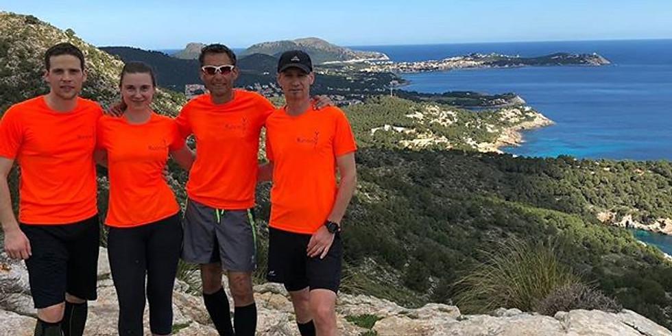 Lauf Camp Mallorca  März 2021