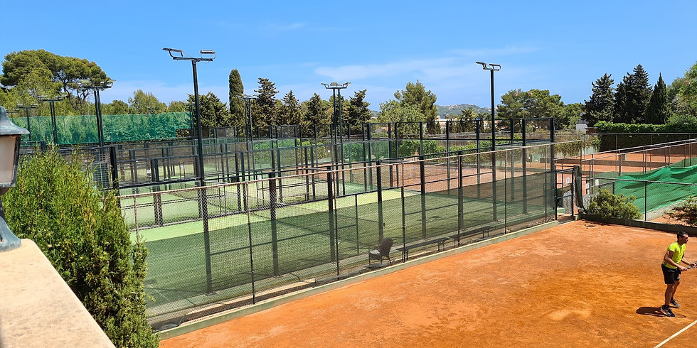 Yogi´s Padel Trainings Camp Mallorca