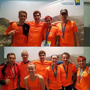 RunningYogi Team Wachau HM