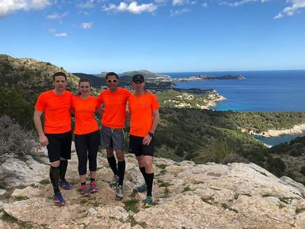 Mallorca Laufcamp 2018