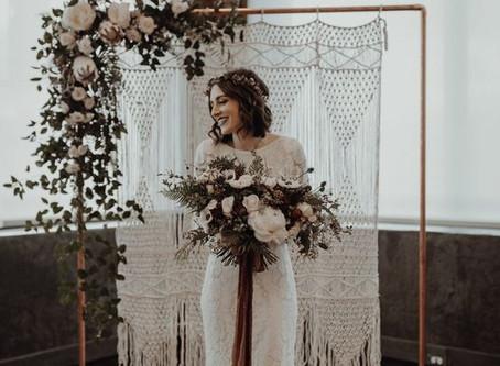 70's Inspired Weddings
