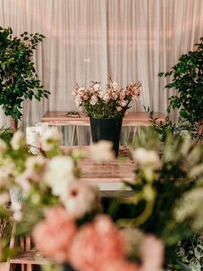 wild feather event styling wedding flori