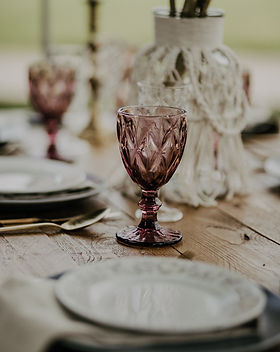Vintage Glass ware