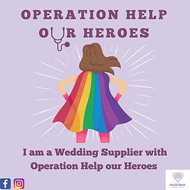 help our heros ie