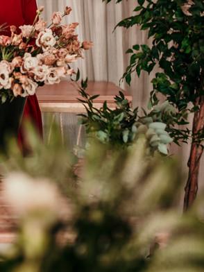 Irish wedding florist