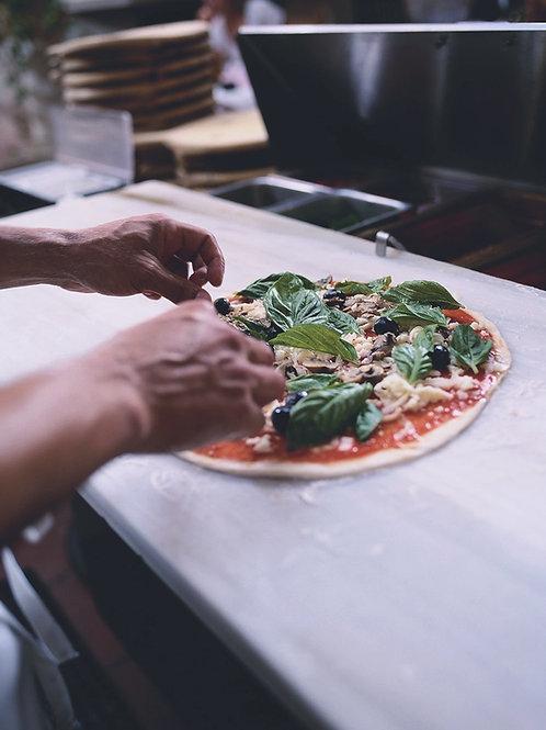 Pizza & Pasta & Pane