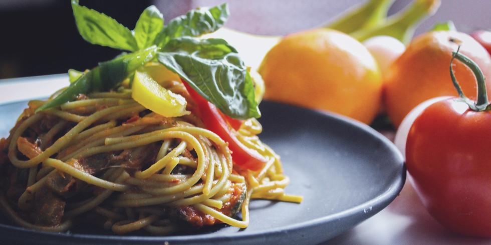 Pasta & Pesto Kochkurs / 17:00 Uhr