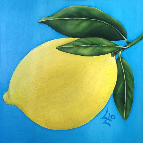 Arte&Cucina – Motiv »Limone«