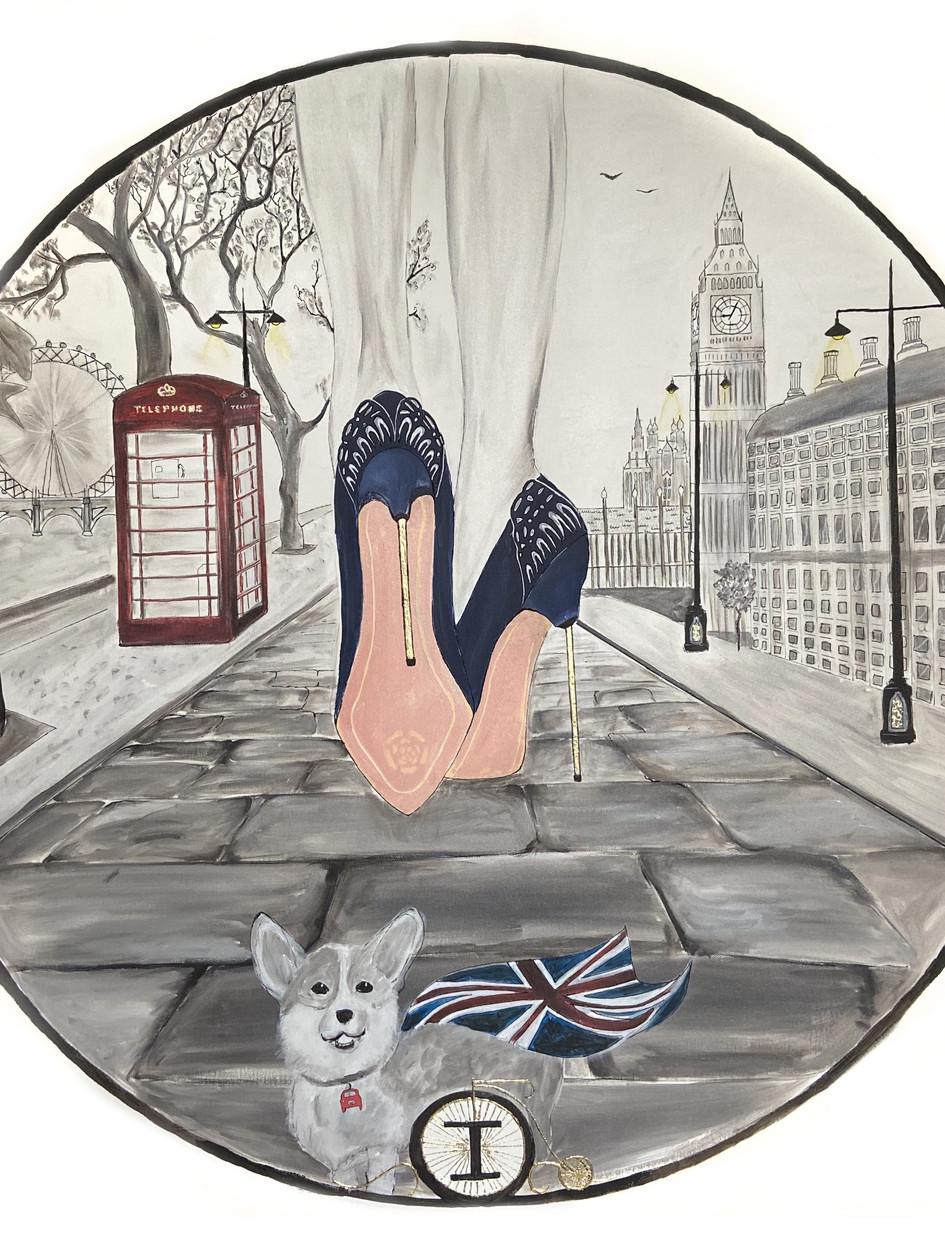 Lilibeth - La Londonienne