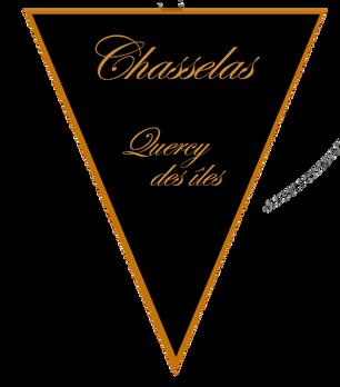 Etiquette Jus de Fruit Chasselas