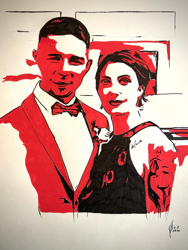 Laura et Dragan