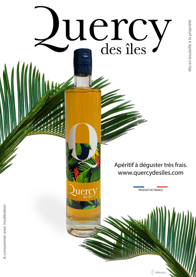 Affiches A3 - Quercy des îles