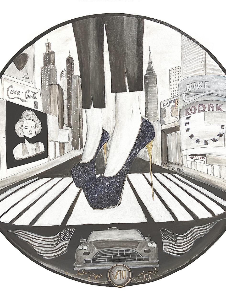 Marilyn - La New Yorkaise
