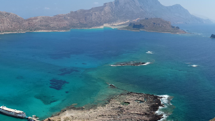 Crete - A magical island in the Mediterranean