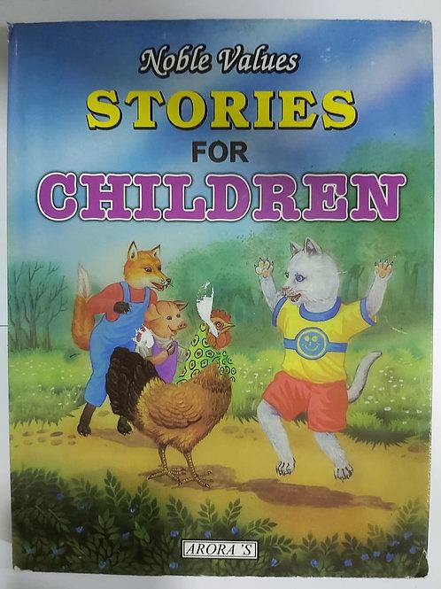 Noble Values Stories for Children