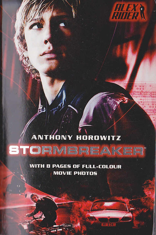 Anthony Horowitz - StormBreaker