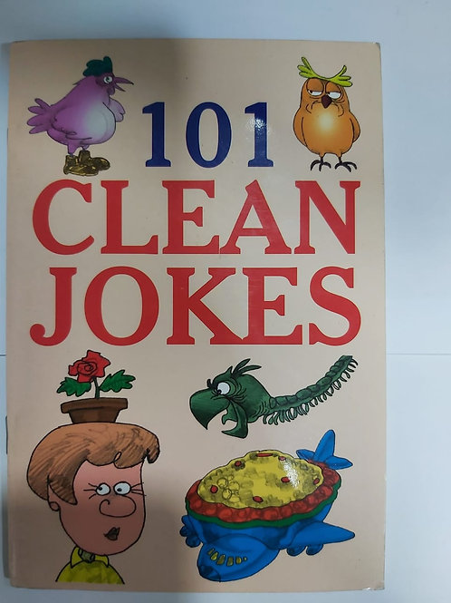 101 Clean Jokes