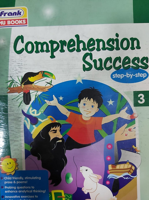Comprehension Success Step by Step