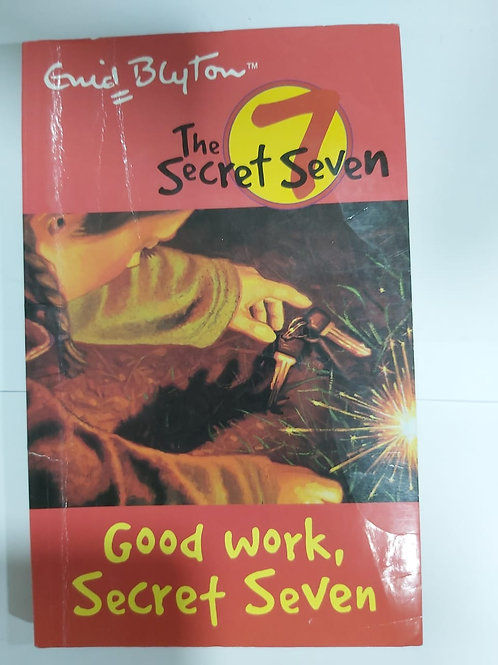Good Work Secret Seven