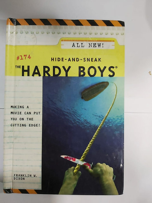 Hide-and-Sneak – The Hardy Boys