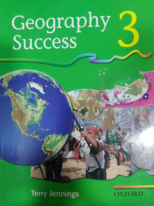 Geography Success 3