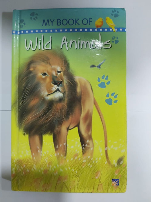 My Book of Wild Animals