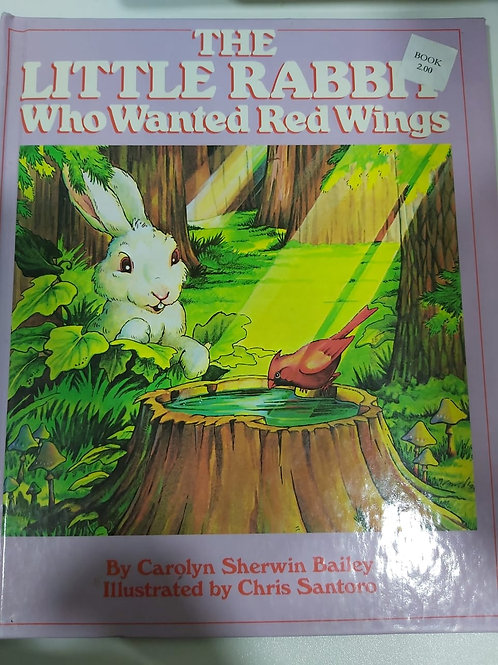 The Little Rabbit who Wanted Red Wings
