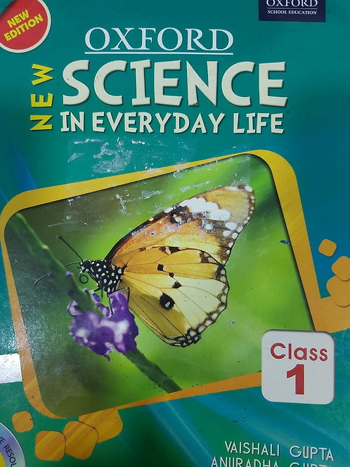 New Science in Everyday Life-Class1