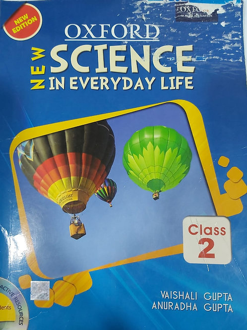 New Science in Everyday Life-Class 2