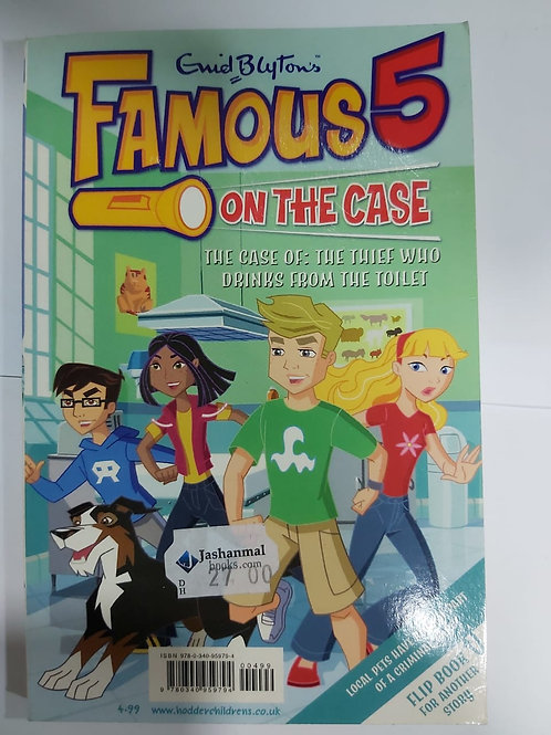 Famous 5 on the Case