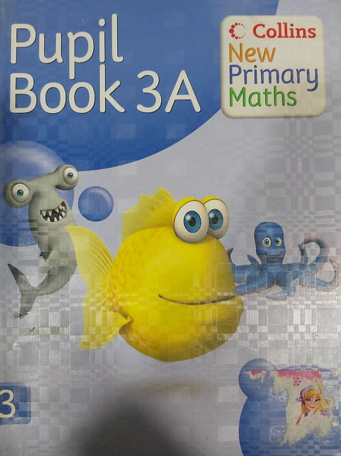 Pupil Book 3A-New Primary Maths