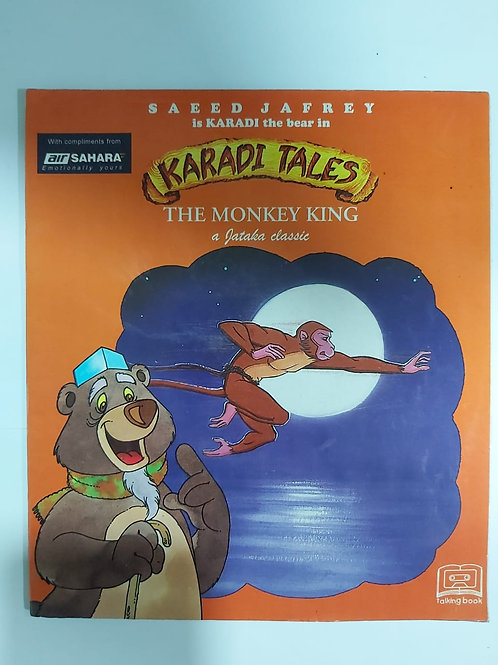 Karadi Tales - The Monkey King