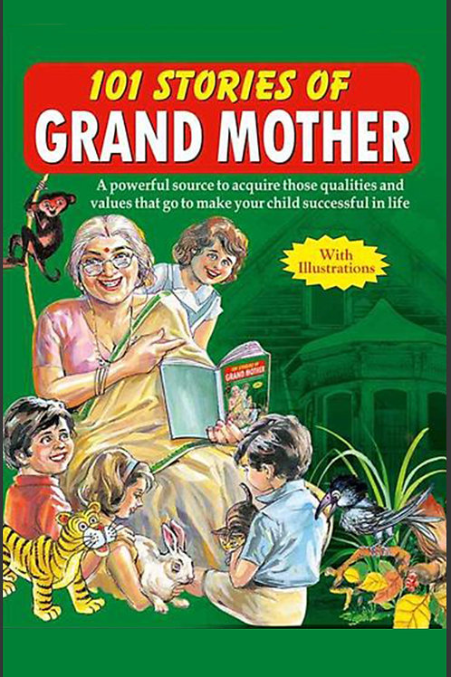 101 Stories of Grand Mother